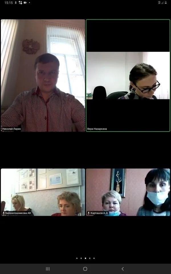 Состоялось плановое заседание комиссии по делам несовершеннолетних и защите их прав при администрации Петровского района