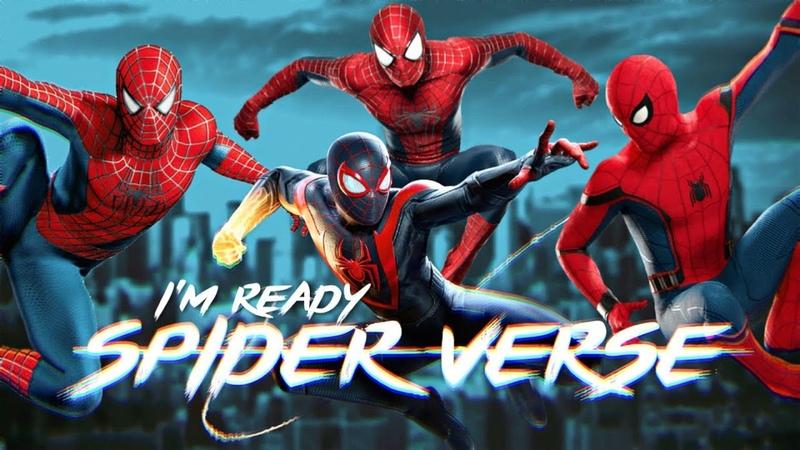 Spider-Verse || I'M Ready (ft. Jaden) Spider-Man Universe (Marvel)