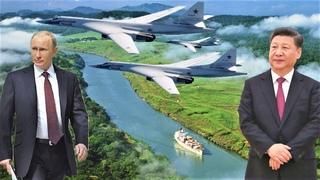 Россия построит Канал через Никарагуа с Китаем, в обход панамского канала.