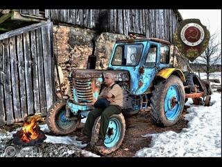 Советский трактор МТЗ-50. Плюсы и минусы