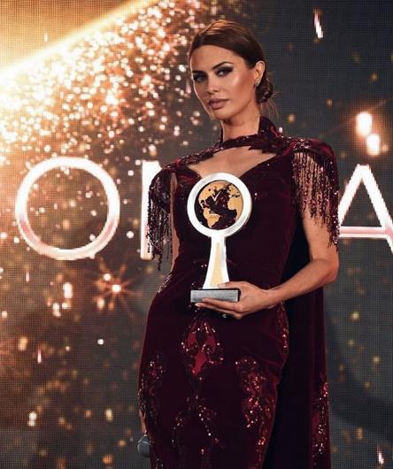 Викторию Боню наградили специальным призом в Каннах.