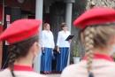 ЦВЕТЫ ПАМЯТИ  3 сентября 2020 г. у мемориала павшим воинам североенисейцам в гп. Северо-Енисейский п