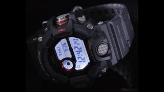 Убитый Casio G-Shock GW-9400 Rangeman