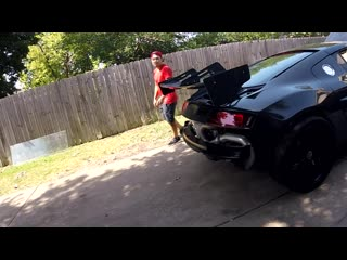 I_BOUGHT_A_TWIN_TURBO_V8_FULL_CARBON_SUPERCAR!