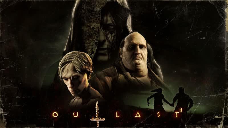 Outlast 2 Обзор прохождение геймплей Часть 3 Финал
