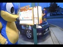 Sonic Goes To Sonic: America's Drive-In