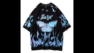Plegie мужчин письмо печати футболка мужская хип хоп негабаритные лоскутная tshirts 2020 лето мужская с коротким рукавом хлопок