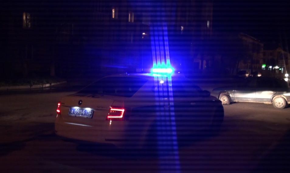 В Йошкар-Оле задержали нетрезвого 18-летнего водителя