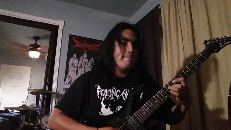 Melodic/Atmospheric Black Metal Guitar Riff Ideas