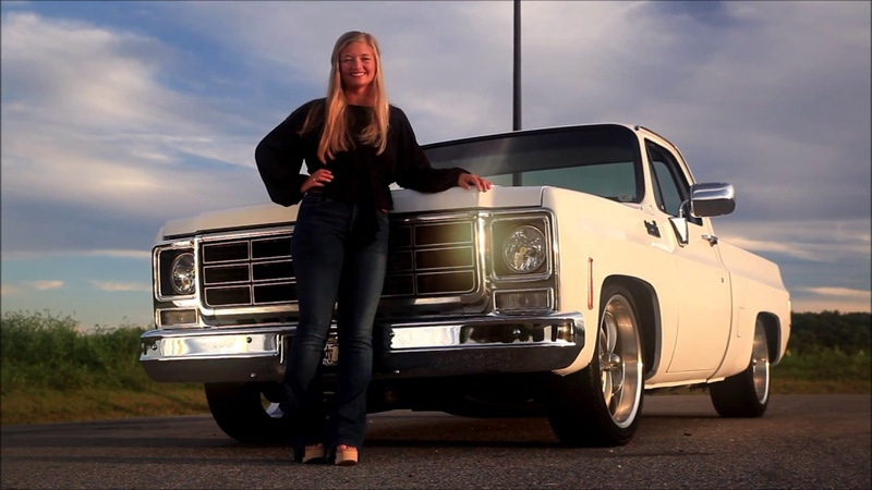 LSX 1979 Squarebody C10 Chevy Pickup, Mean, Clean, Fast and Cold AC FOR SALE!