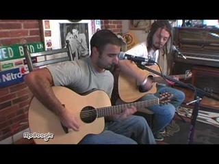"REBELUTION's Eric Rachmany & SOJA's Jacob Hemphill ""Suffering"" (acoustic)"
