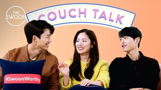 Cast of Vincenzo opens up about what keeps them going in life | Couch Talk [ENG SUB]