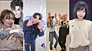 tiktok of kpop idols compilation 2020 ( bts, blackpink, txt, twice, everglow, nct, mamamoo... ) ♡