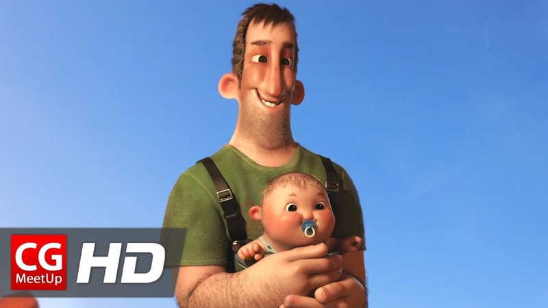 CGI Animated Short Film HD Daddy Cool by Zoé GUILLET Maryka LAUDET Camille JALABERT CGMeetup