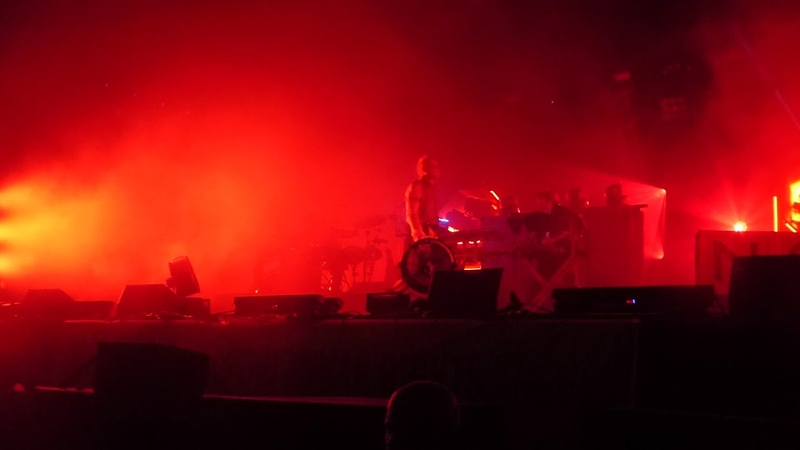 The Prodigy Run with the Wolves live at Electric Picnic 2018