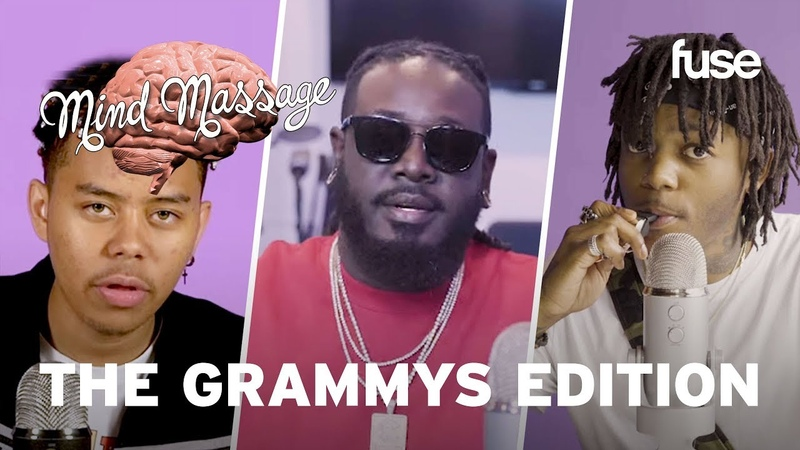 JID YBN Cordae T Pain More: The Best of Mind Massage: The Grammys Edition Mind Massage Fuse