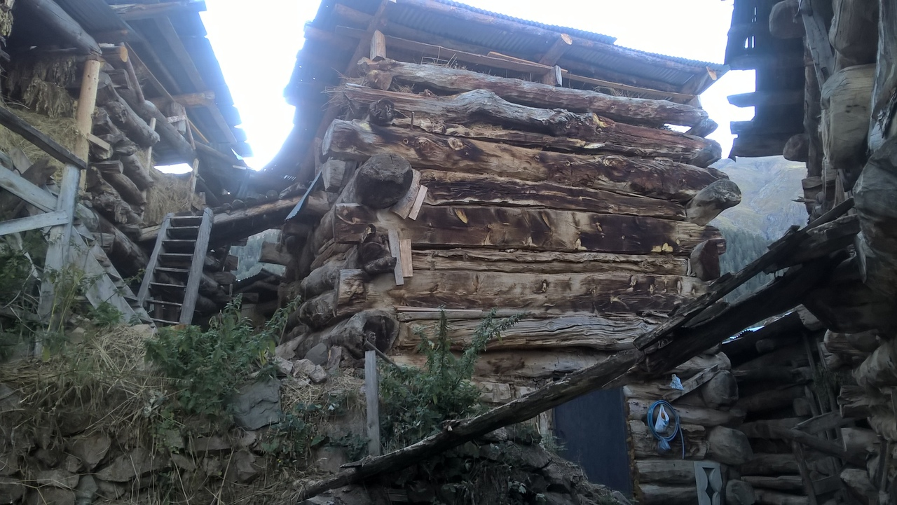 Аутентичное село Карбасан в районе Юсуфели