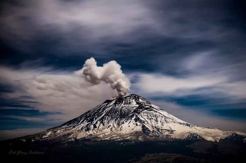 10 интересных фактов о вулканах, изображение №1