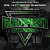 Открытый Чемпионат Европы IPL/ФЖД 2019