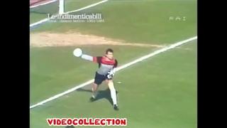 1983/84  Roma - Dinamo Berlin  3-0  (European Cup 1/4 fin)