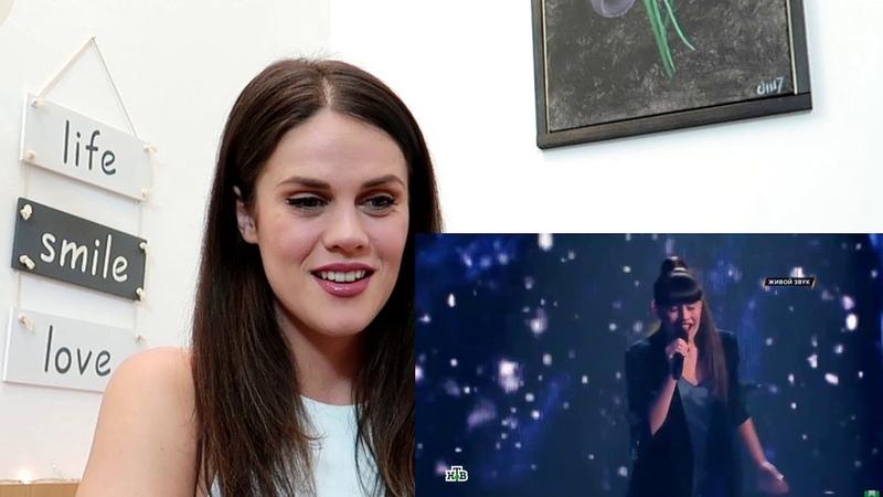 Diana Ankudinova Вьюга Reaction video by Katarina Kovacevic