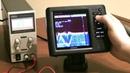 Garmin echoMAP CHIRP 52dv with GT20-TM first start