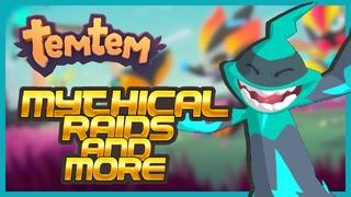 TEMTEM MYTHICAL RAIDS CONFIRMED - New Blog Post Detailing Cipanku Update and some New Temtem!