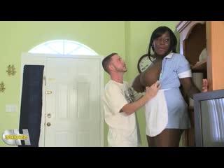 Farrah Vancock [Porn, Sex, Busty, Ebony, Black, Big Ass, Big Tits, Big Boobs, Interracial, Blowjob, Hardcore]