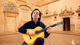 Armik - Cartas De Amor (2020 Version) - Official - (Romantic Spanish Guitar, Nouveau Flamenco)