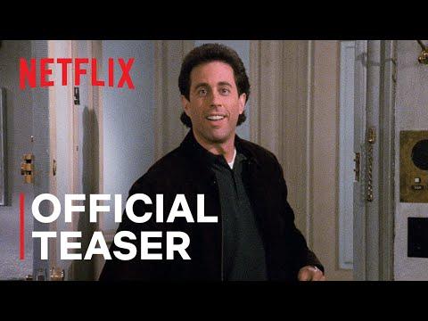 Seinfeld Official Teaser Netflix
