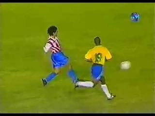 22/06/1997   BRASIL 2 - PARAGUAY 0   4TOS DE FINAL   COPA AMÉRICA 97 (COMPLETO)
