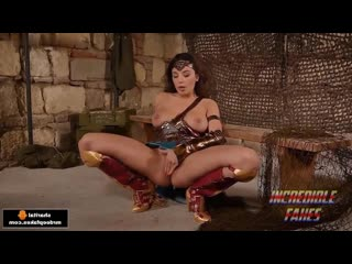 (18+) Галь Гадот (Gal Gadot) #27 Faked Porno Video Порно Чудо-женщина Wonder-Woman [INCREDIBLE FAKES] PORN 2020