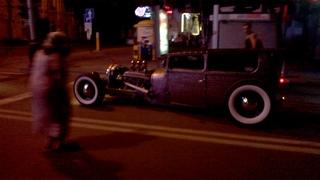 Американский классический Хот-Род в Краснодаре.American classic hot rod in Krasnodar