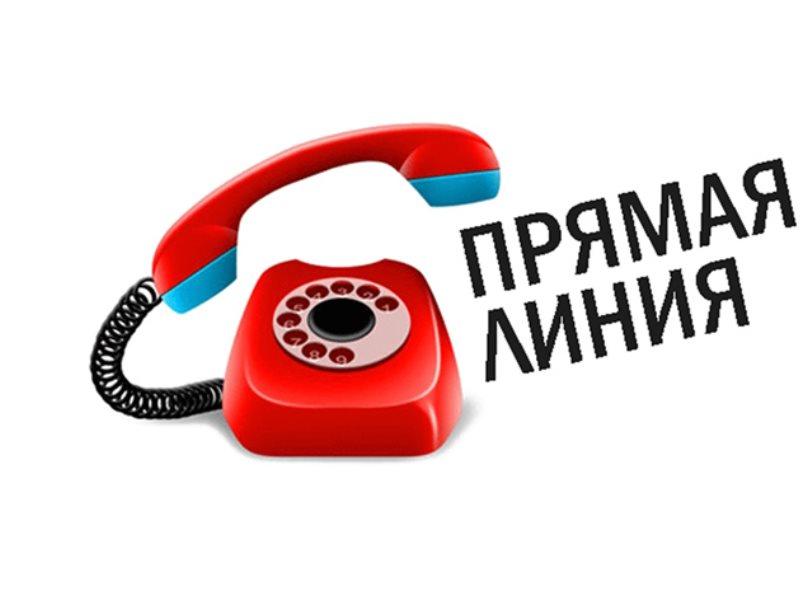 Начальник отделения ГИБДД отдела МВД России по Петровскому району проводит прямые линии с жителями