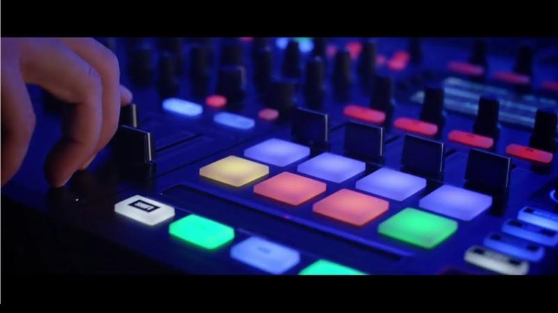 TRAKTOR KONTROL S8 the future is now Native Instruments