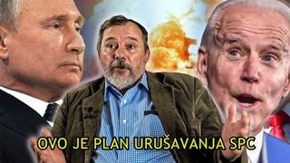 Slobodan Stojičević - PUTIN JE PREDOSETIO ISHOD - Sumnjive nabavke iz SAD veoma su ga uznemirile!?
