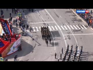 Мурманск. Онлайн трансляция № 1 Парад Победы 2020. Полное видео
