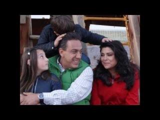 Victoria Ruffo y Omar Fayad. 13 aos de felicidad y amor!