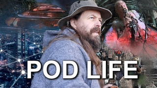"""Big Cities and Life in the Matrix Pod 