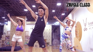 45 Minutes Every Day - Burn 550 Calories l Aerobic Workout Easy Steps l Zumba Class
