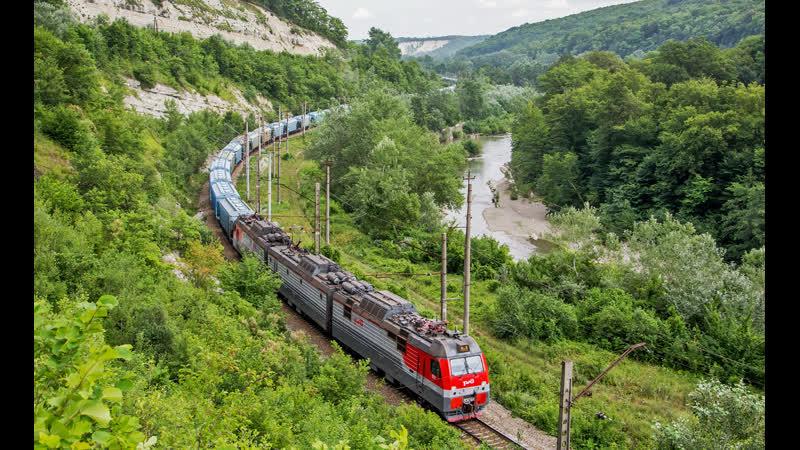 От Туапсе до Белореченска за 8 минут
