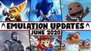 Emulation Update Recap - June 2020   Major Improvements All Around