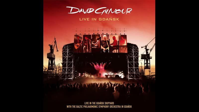 David Gilmour Live In Gdansk 2006