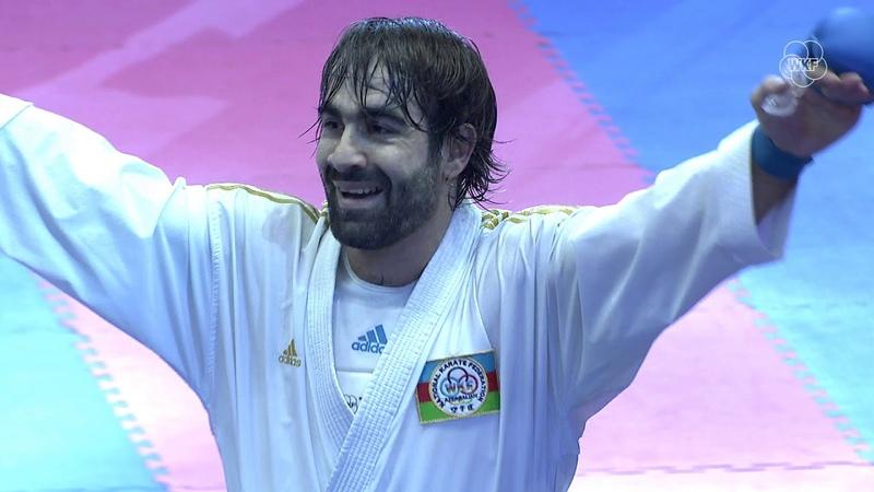 KARATE at its best in Karate 1 Premier League Dubai