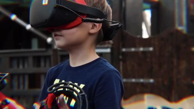 День Рождения в клубе виртуальной реальности