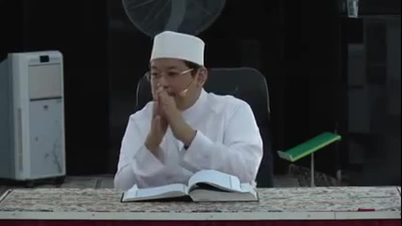 Tazkirah Ramadan Jangan Cuba Jadi Lebih Dari