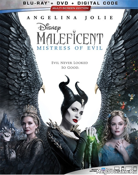 Малефисента: Владычица тьмы / Maleficent: Mistress of Evil (2019/BD-Remux/BDRip/HDRip)