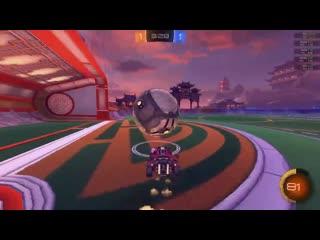 Rocket League in 30 seconds