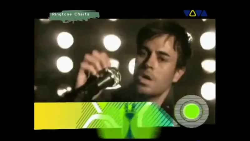 Enrique Iglesias Can You Hear Me VIVA Polska