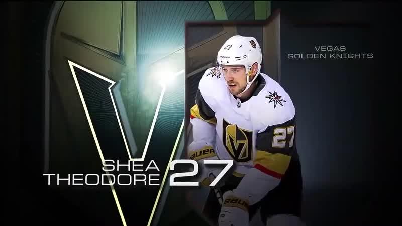 Shea Theodore 2020 Playoff Highlights